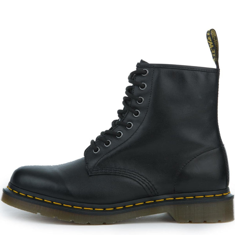 Dr. Martens for Men: 1460 Nappa Leather Black Boots