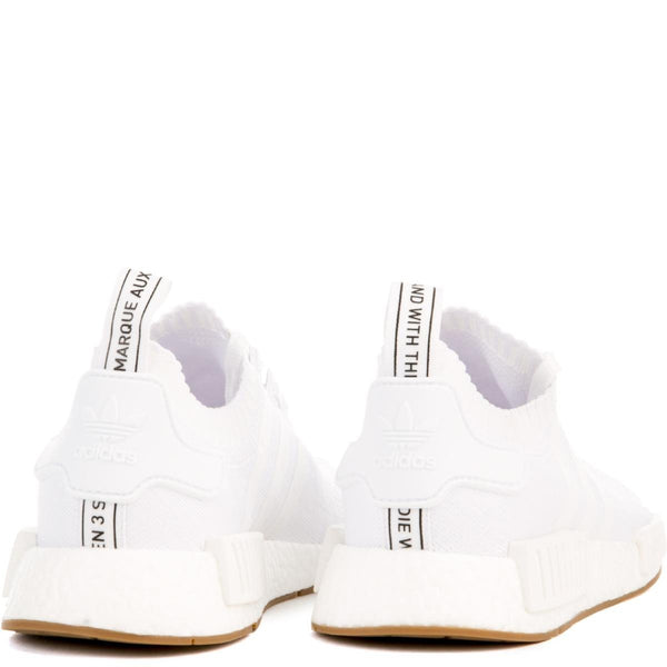 Men's NMD_R1 PK White Sneaker