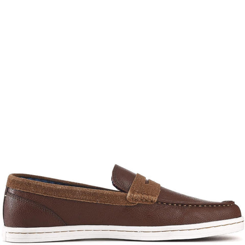 Ben Sherman for Men: Parnell Cognac Loafers