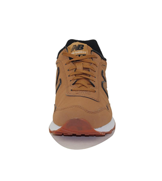 New Balance for Men: 515 Classic Tan Sneakers
