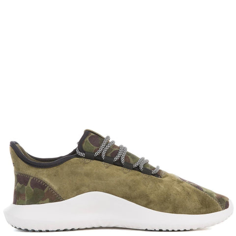 Men's Tubular Shadow Green Sneaker