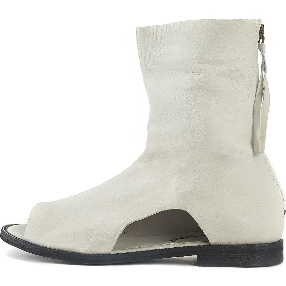 Free People for Women: Ridge Runner White Bandals