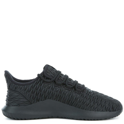 Men's  Tubular Shadow Black Sneaker