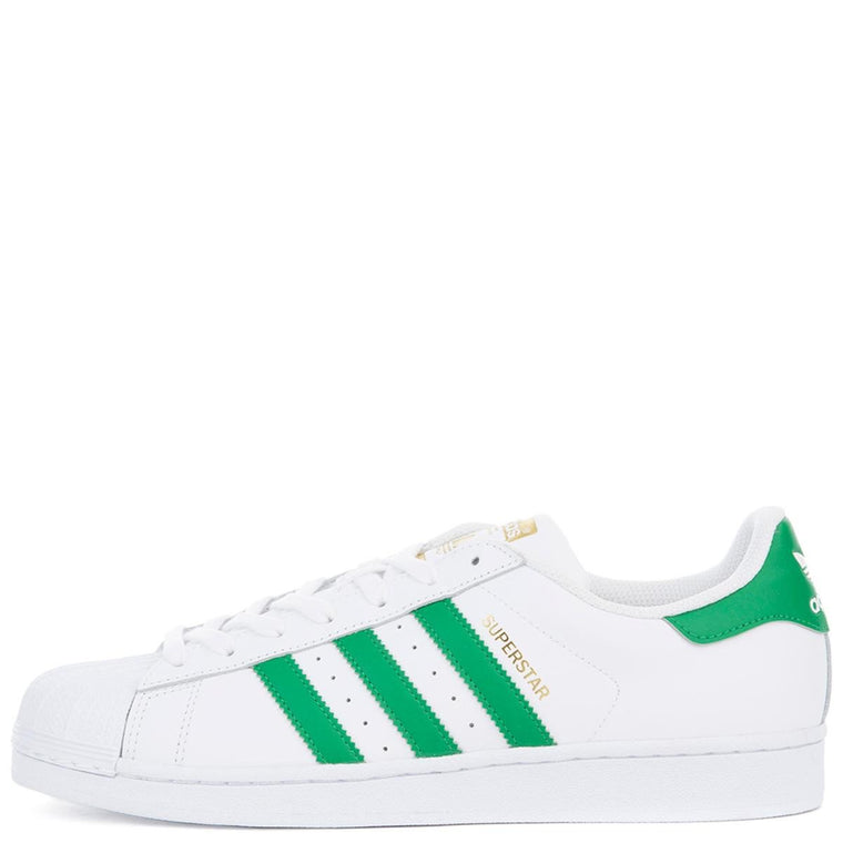 Men's Superstar Foundation White Sneaker