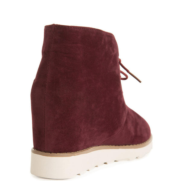 Women's Crusade Casual Wedge Sneaker