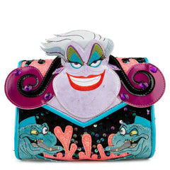 Disney's The Little Mermaid x Irregular Choice Elegant Evil Bag