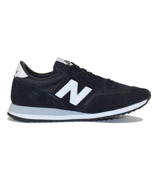 New Balance for Women: 620 Classic Black Sneakers