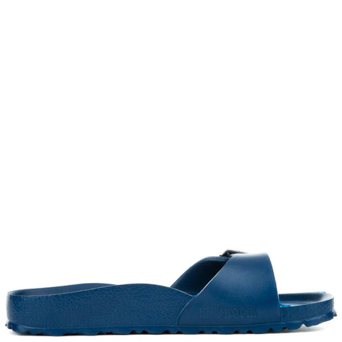 Women's Narrow Madrid Eva Navy Sandal