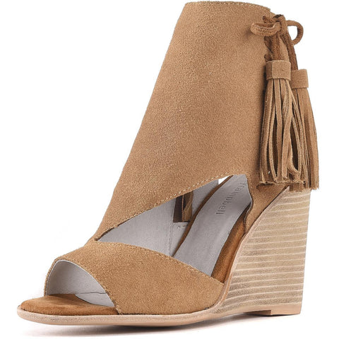 Jeffrey Campbell for Women: Palmyra Tan Wedges