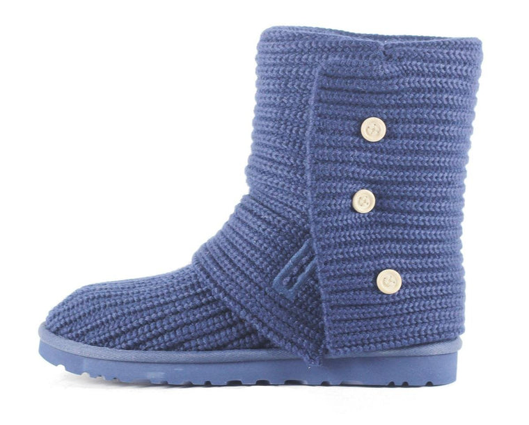 UGG Australia for Women: Classic Cardy Peacoat Ankle Boot