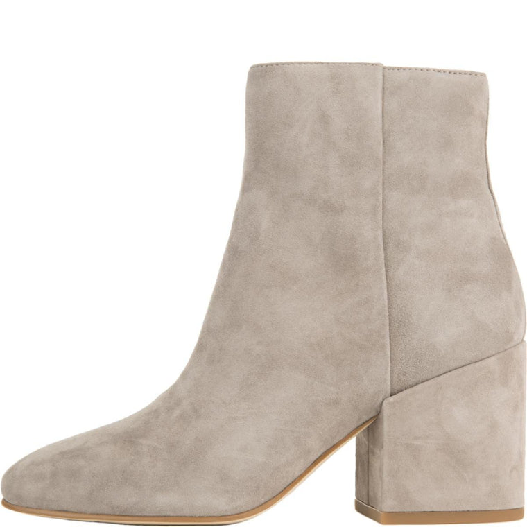 Sam Edelman for Women: Taye Grey Heeled Booties