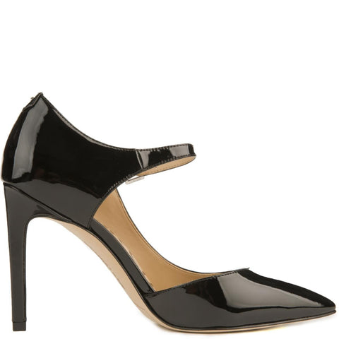 Sam Edelman for Women: Nora Black Strap Pump