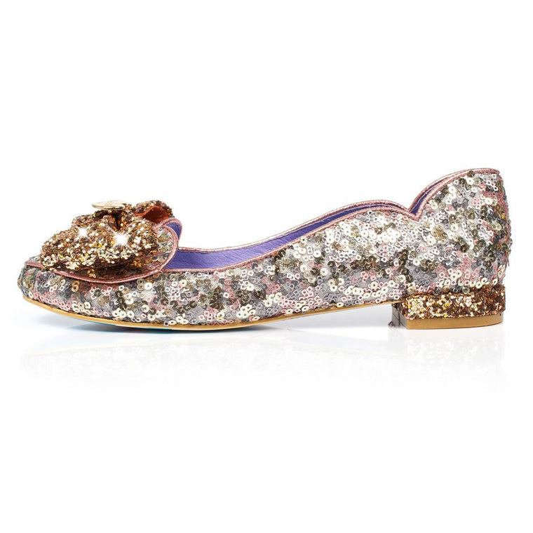 Irregular Choice Cinderella Collection: It Fits Flats