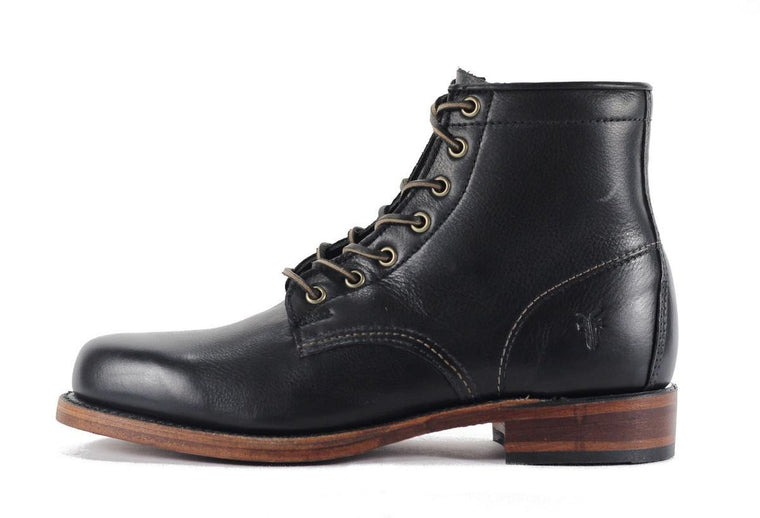 FRYE for Men: Arkansas Mid Leather Boots
