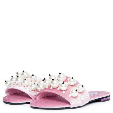 Cape Robbin Evelyn-6 Women's Pink Sandals