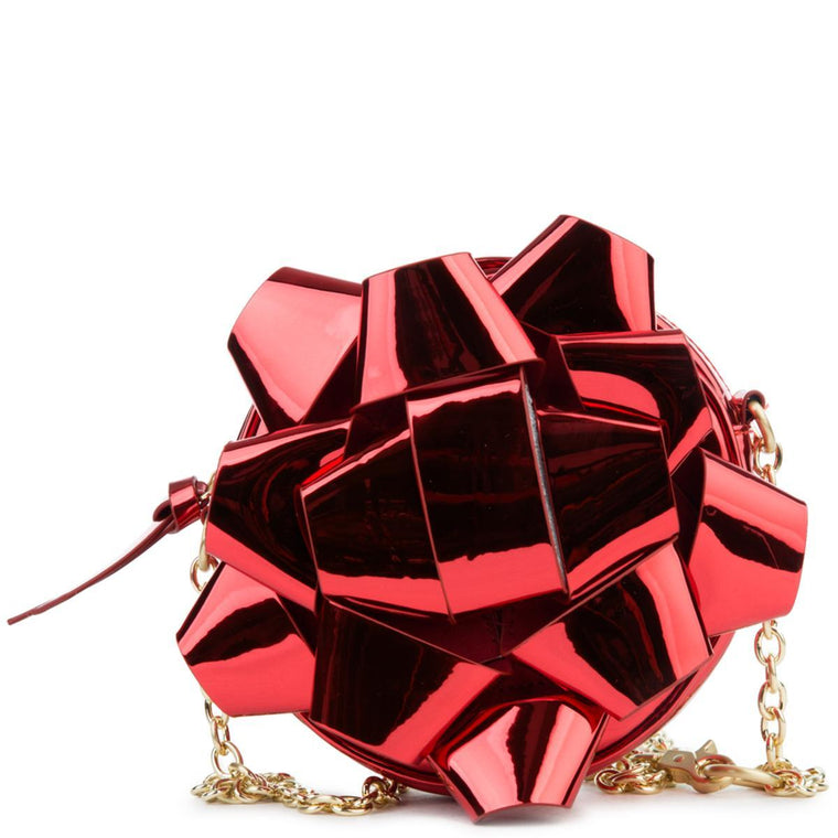 CHRISTMAS BOW CLUTCH