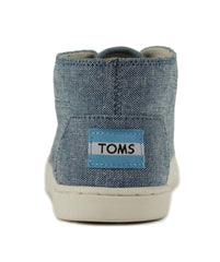 Kids Toms Paseo Mid Light Navy Chambray