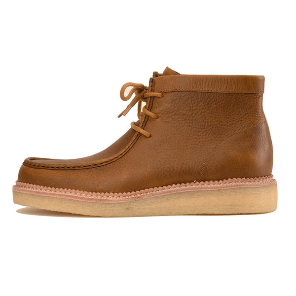 Clarks for Men: Beckery Hike Bronze Brown Boot