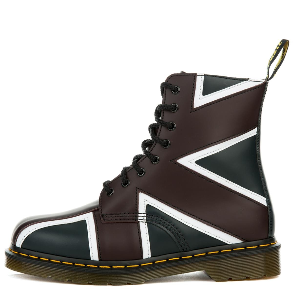 Unisex Pascal Great Britain Flag Navy Boot
