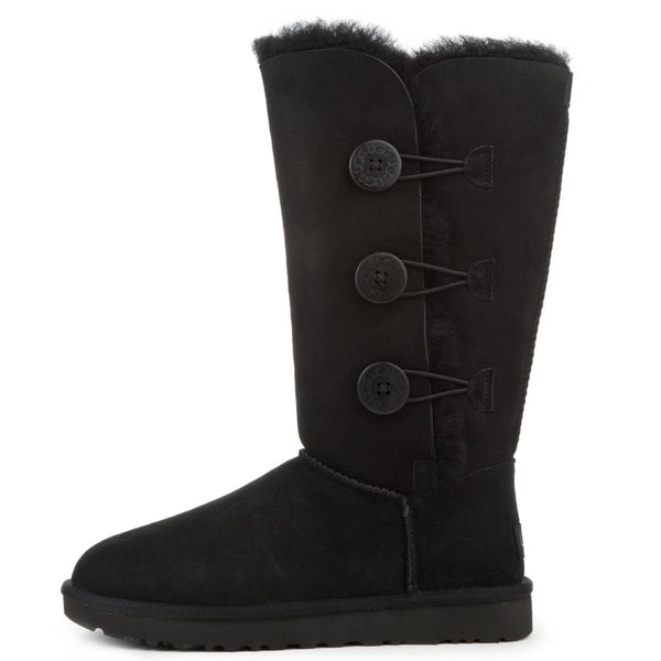 Women's Bailey Button Triplet II Black Boot