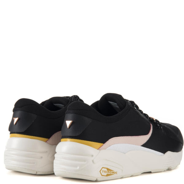Puma for Women: R698 Rioja Black Sneakers