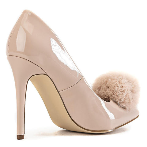 Women's High Heel Pump Cyrus-01