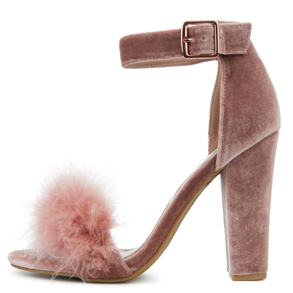 Women's Kabam Dress Mauve High Heel