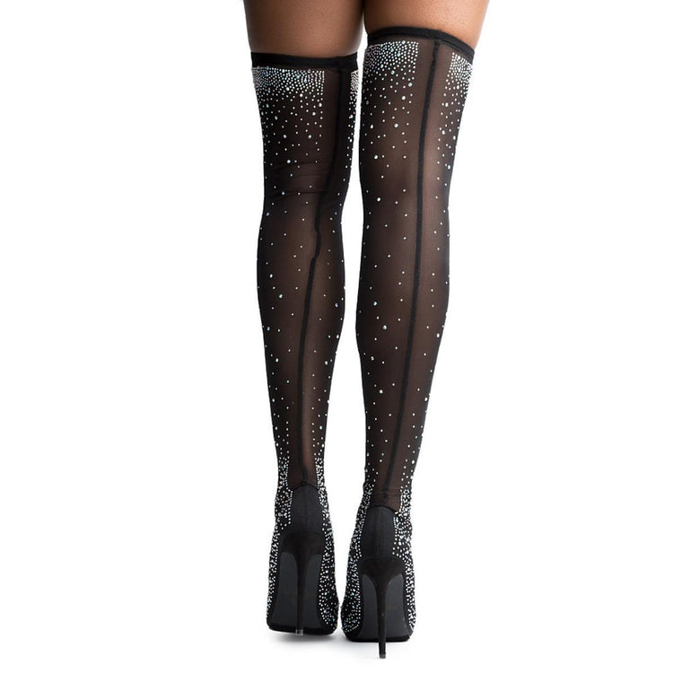 Women's Venus Thigh-High Stocking Heels
