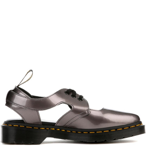 Women's Genna Pewter Cut Out Shoe