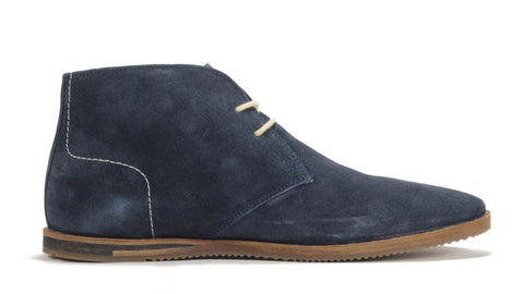 Men's Aberdeen Navy Boots