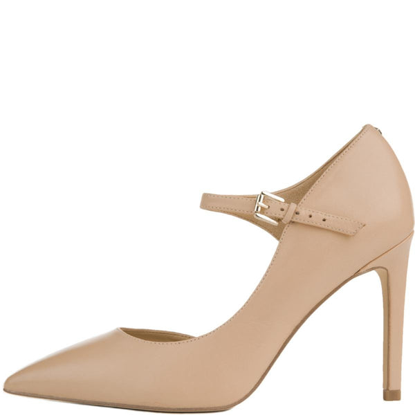 Sam Edelman for Women: Nora Nude Strap Pumps