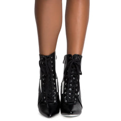 Cape Robbin Gigi-1 Women's Black Booties