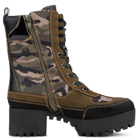 Women's Powerful-06s Combat Boot