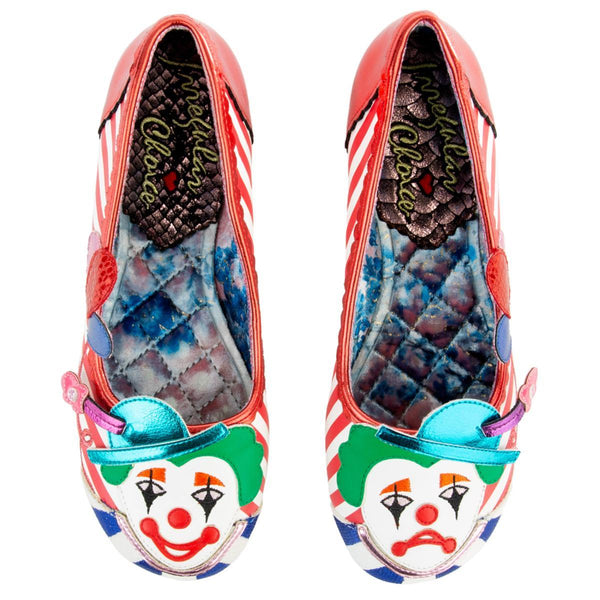 Clowning Around Shoes