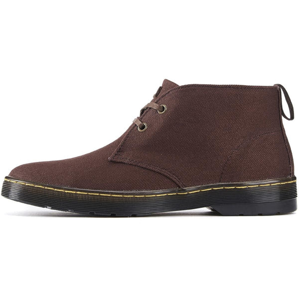Dr. Martens for Men: Mayport Dark Brown Chukka Boots