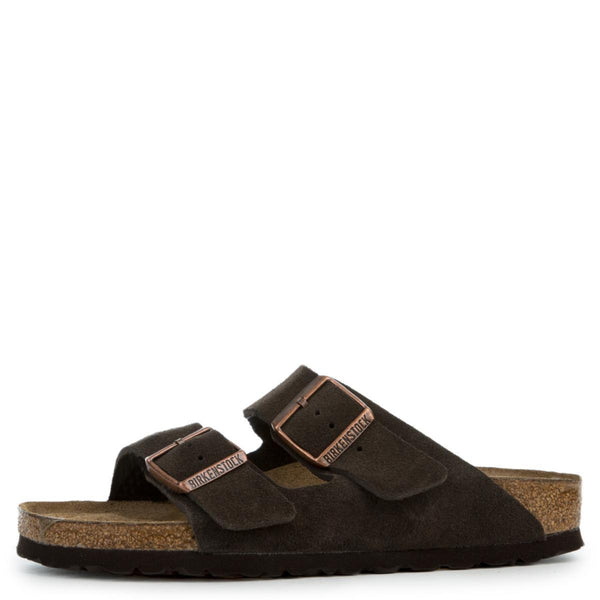Birkenstock Narrow Arizona Women s Mocha Sandal 0aecdf2bb