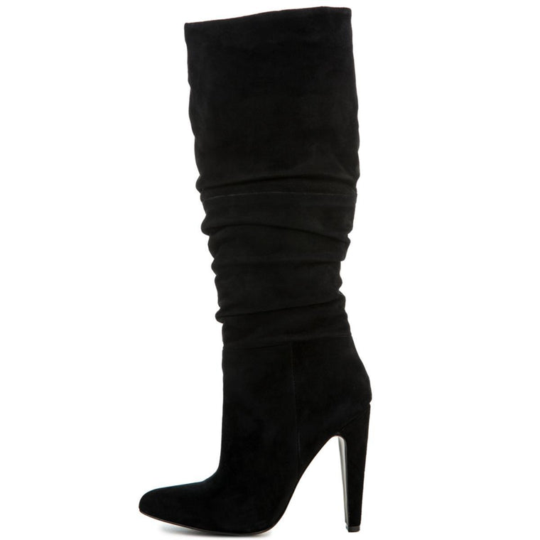 Steve Madden Carrie 015 Women's Black Heeled Boots