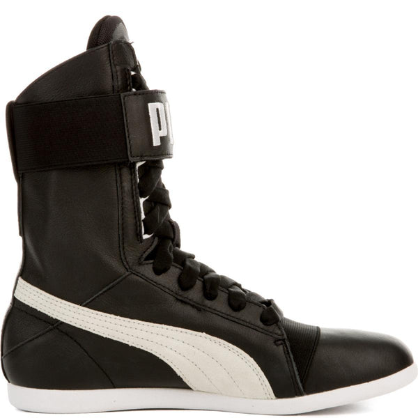 Women's Eskiva Hi New Black Boot