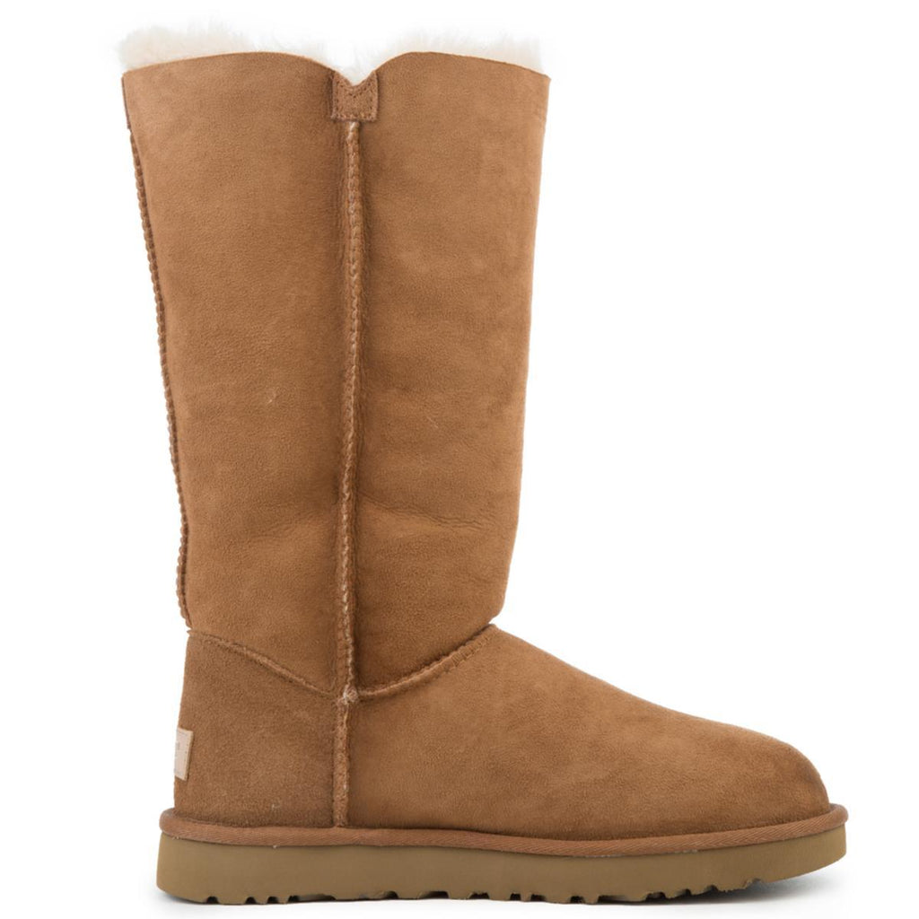 dc732aed632 Women's Bailey Button Triplet II Chestnut Boots