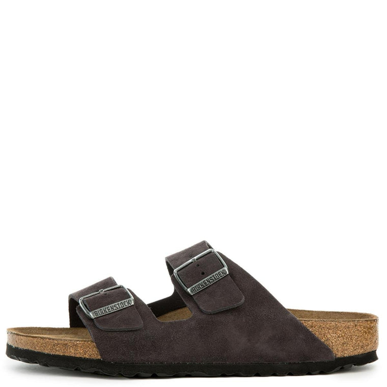 Women's Arizona N Velvet Grey Sandals