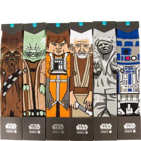 Star Wars Light Side Collection Socks