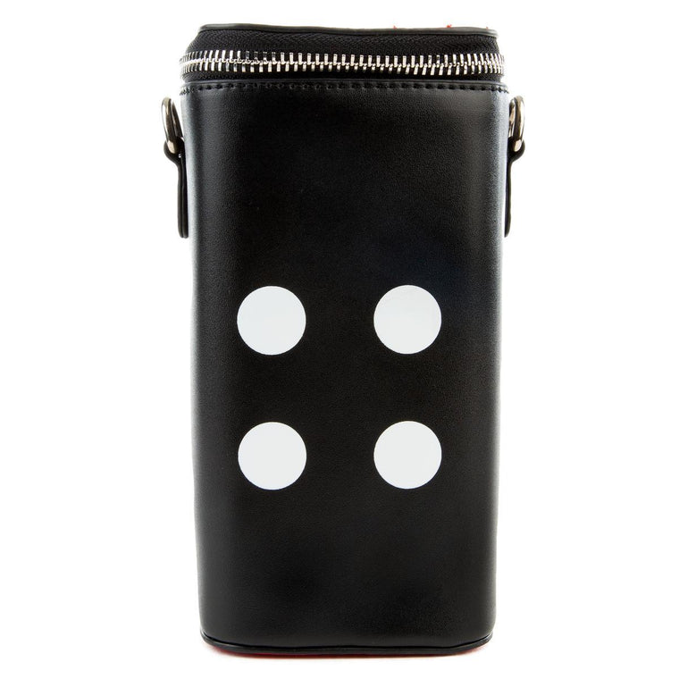 Polka-Dot Clutch