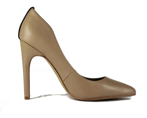 MIA Limited Edition for Women: Jolie Taupe Leather Pump