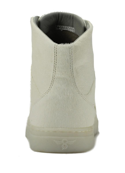 Creative Recreation for Men: Cesario X Light Grey Mohair Sneaker