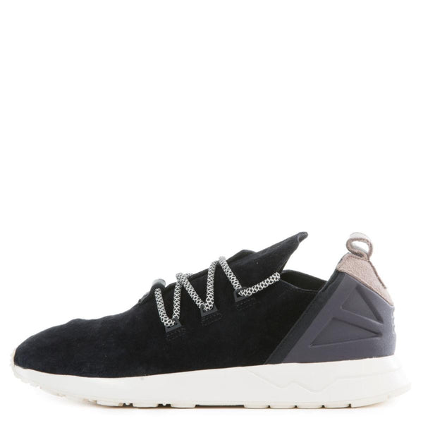 low priced 7a992 609b7 adidas Unisex  ZX Flux ADV X Black Sneakers