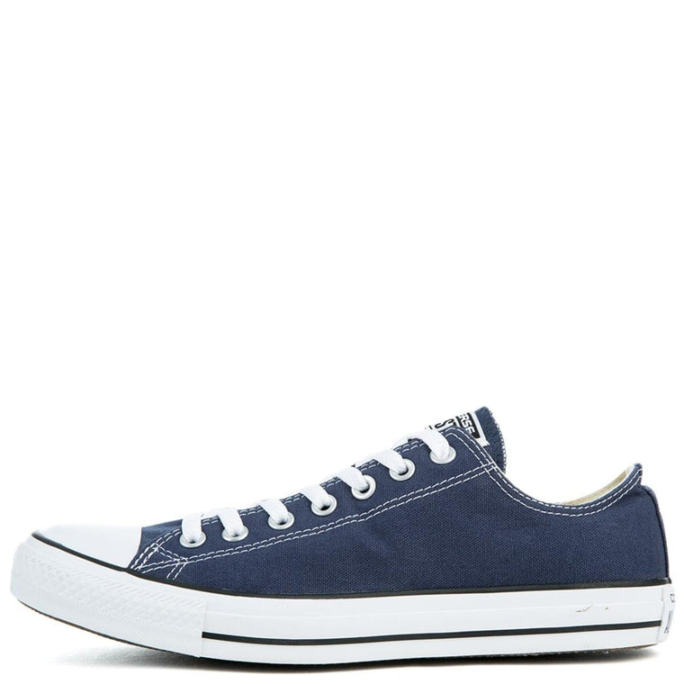 Unisex Chuck Taylor All Star Navy/White Low Top Sneakers