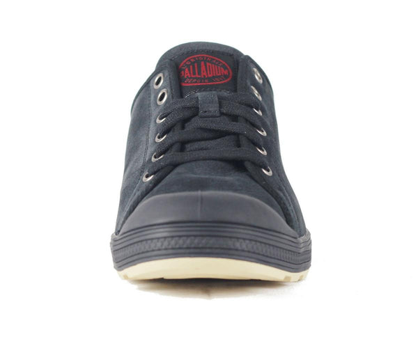 Palladium for Men: LR Originale Leather Black Oxford Oxford