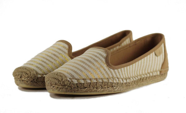 Sperry Top-Sider for Women: CoCo Sand Gold Slip-On