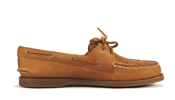 Sperry Topsider for Women: A/O Natural Anchor Boat Shoe