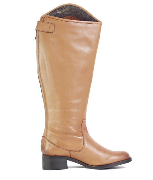 Seychelles for Women: Flattered Tan Knee High Boot